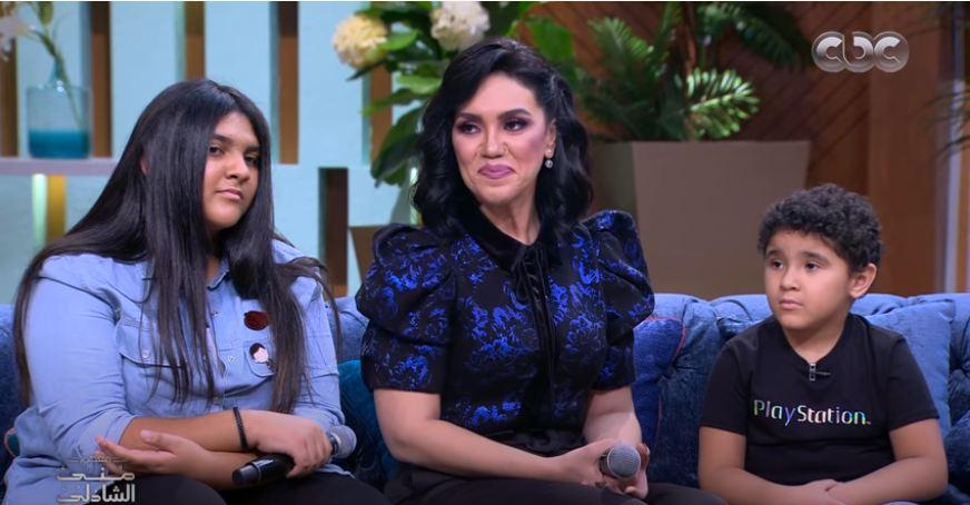 مي فاروق تكشف سر خسارة 30 كيلو وأول مرة تغني للأطفال فيديو مصر العربية