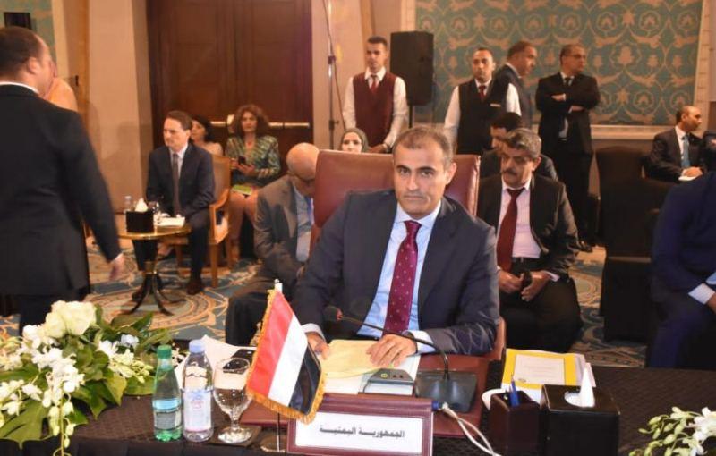 تعيين الحضرمي وزيرًا لخارجية اليمن