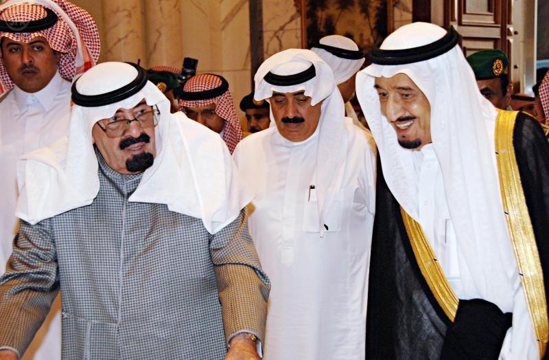 آل سعود وقصة السلطة من الذي يحكم السعودية مصر العربية