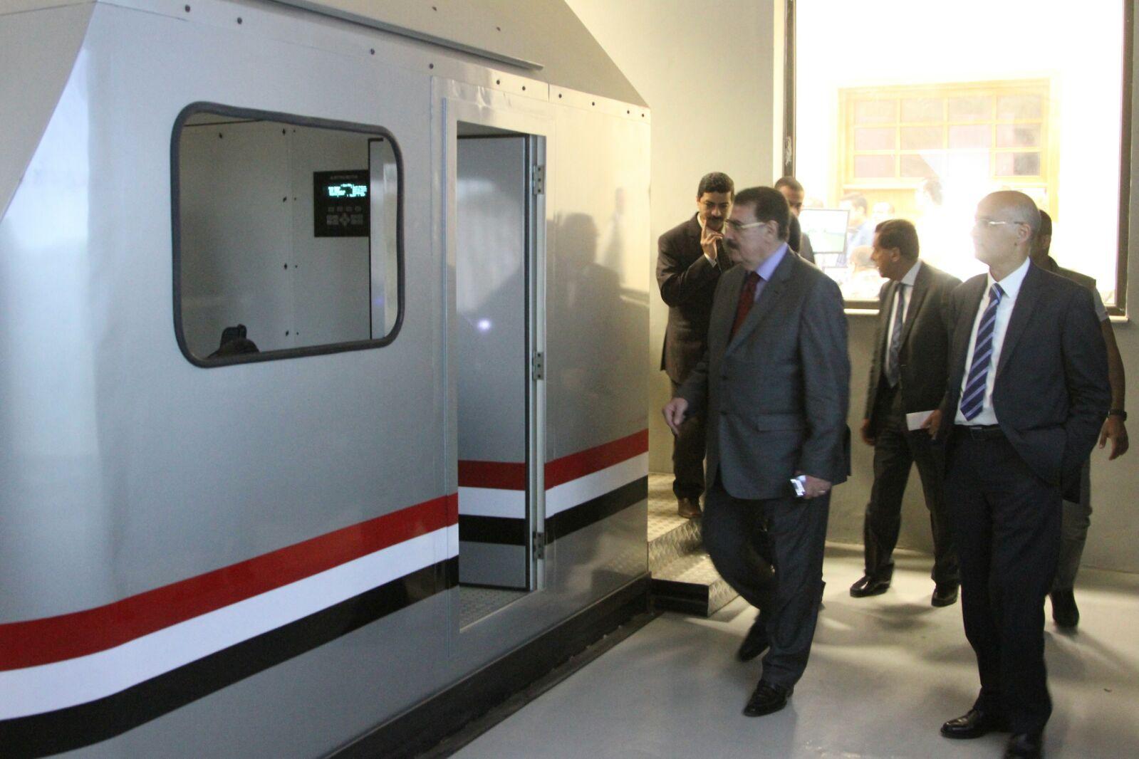 وزير النقل سيتم إنشاء كلية لهندسة السكك الحديد مصر العربية