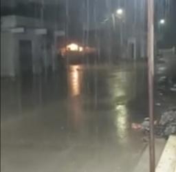 أمطار غزيرة وسحب رعدية ببعض المدن