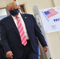 في التصويت المبكر