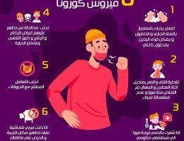 6 طرق للوقاية من فيروس كورونا