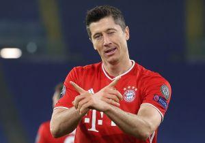 فيديو | ليفاندوفسكي يتقدم.. سجل هدافي دوري أبطال أوروبا