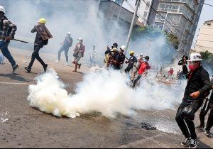 ميانمار.. الجيش يواصل قمع الاحتجاجات المناهضة للانقلاب العسكري