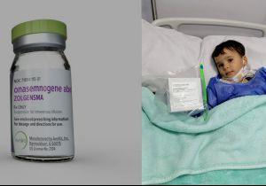 صور| قصة طفل مصري تلقى الدواء الأعلى سعرًا في العالم