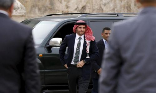 """""""Under house arrest"""" .. Who is the former Jordanian crown prince, Hamzah bin Al-Hussein?"""