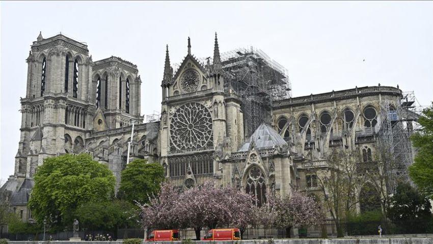 بعد شهرين من الحريق.. كاتدرائية نوتردام بباريس تعود للحياة