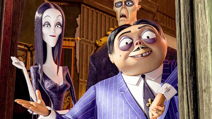 فيديو  بعد 28 عامًا.. عودة «The Addams Family» بشخصيات كرتونية