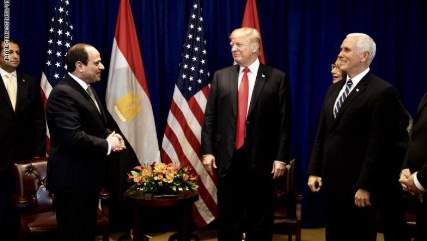 لإبرام اتفاقية تجارة حرة مع أمريكا.. مصر بحاجة لإزالة هذه العوائق