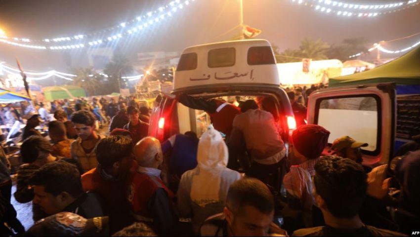 مع ارتفاع ضحايا «طلقات الظلام».. احتجاجات ليلية بالعراق تنديدًا بـ«مجزرة الخلاني»