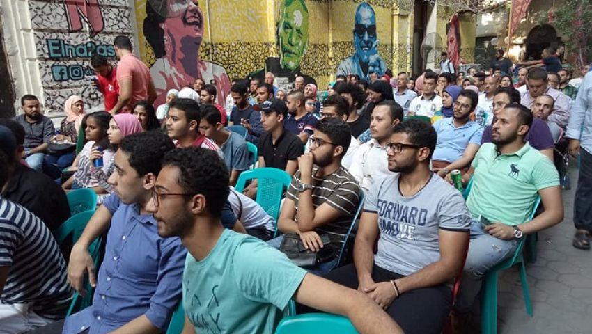 بالصور| الجماهير المصرية بعد الهزيمة : «اتفضحنا ف كأس العالم»