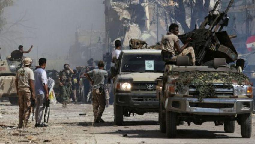 جنوب طرابلس يشتعل مجددًا.. الصدام يحتدم بين حفتر والسراج