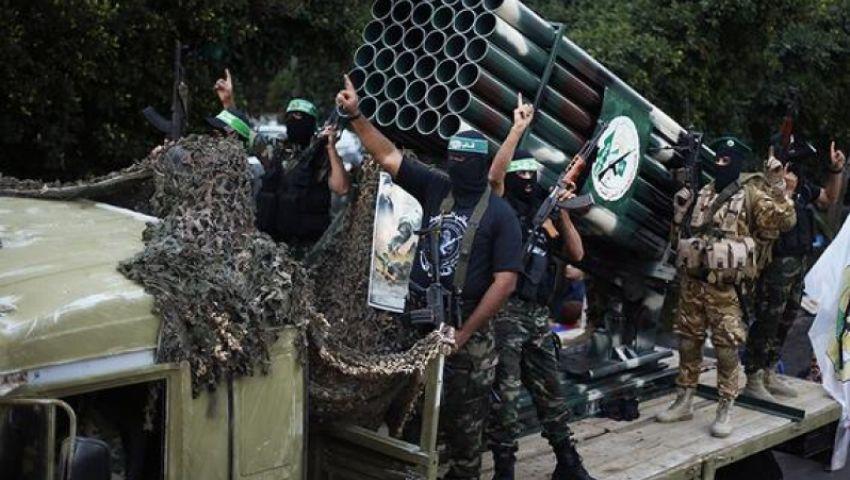 الاحتلال: حماس طورت صاروخا خطيرا