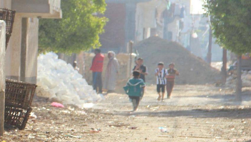 صور.. 33 قرية زراعية مهددة بالغرق في الصرف الصحي.. «الخضار بطعم المجاري»