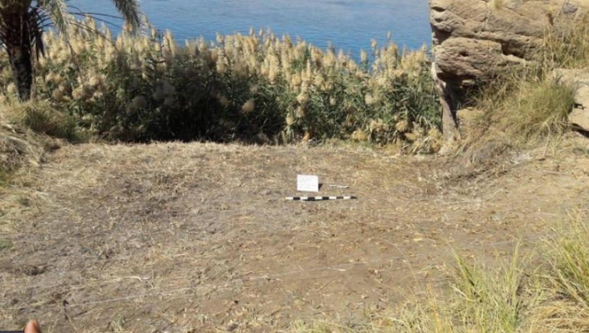 بالصور| « الآثار» تعلناكتشاف ميناء عمره 3 آلاف سنة في أسوان