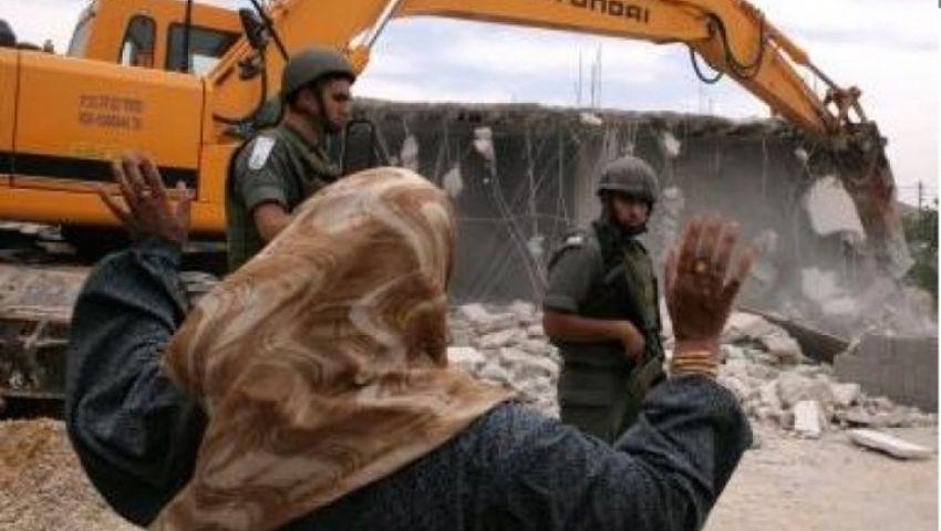 البلدية الإسرائيلية تهدم منزلين في القدس الشرقية