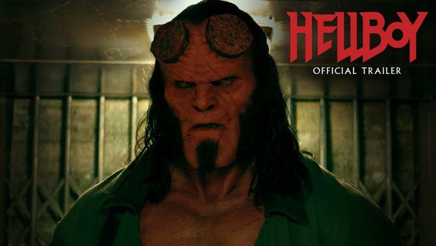 في الأيام الأولى من عرضه.. Hellboy  يحقق 12 مليون دولار أمريكي