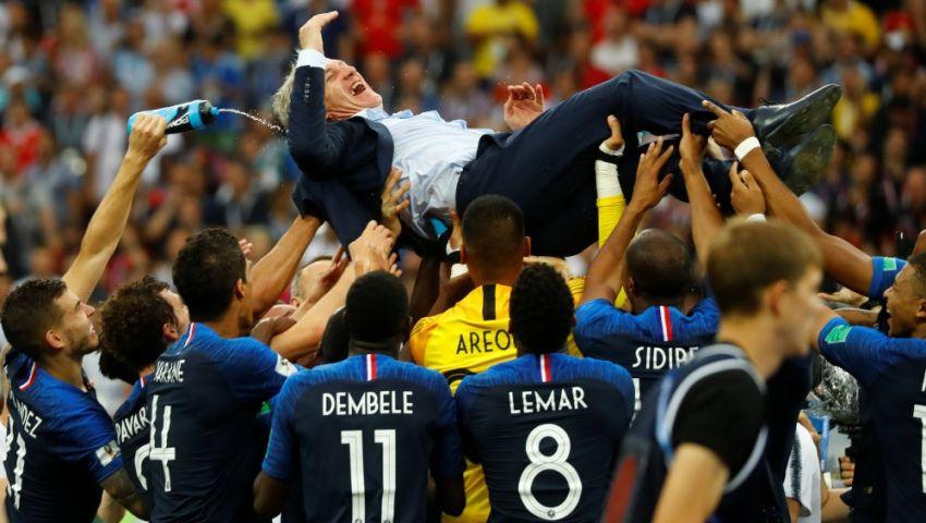 فيديو| فرنسا تتوج بكأس العالم للمرة الثانية في تاريخها