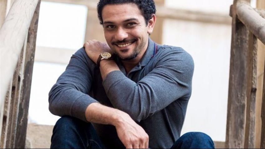 آسر ياسين: أرفض السينما النظيفة.. ولا أنافس إلا نفسي