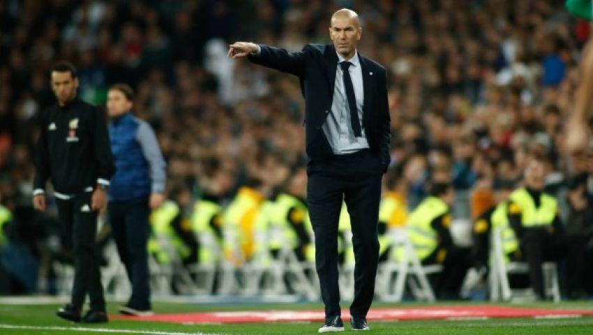إنفوجراف | نتائج ريال مدريد في آخر 5 مباريات