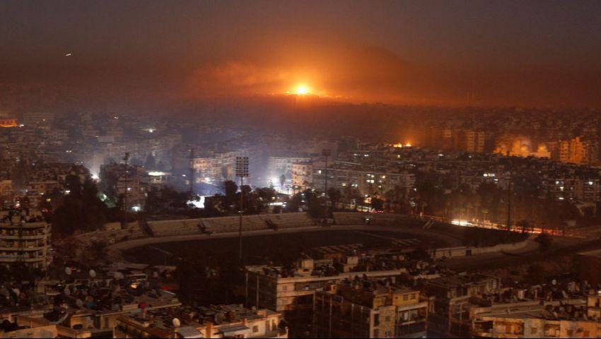 اعتراف إسرائيلي بقصف حلب السورية.. وتتحدث عن «القتلى الإيرانيين»