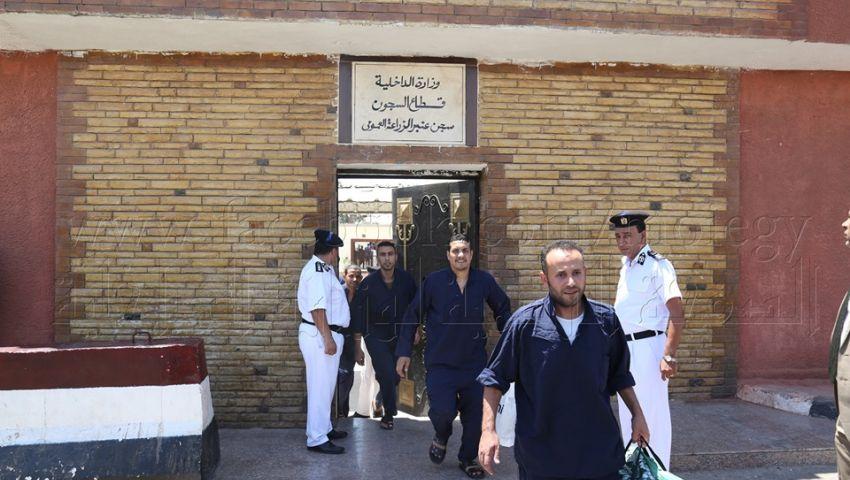شاهد.. فرحة1634 سجينابعد الإفراج عنهم فى عيد الأضحى