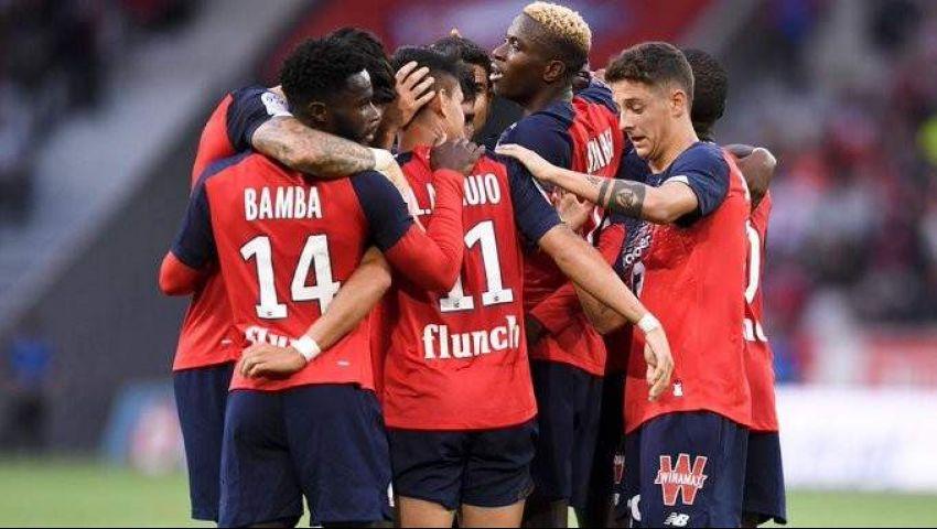 فيديو| الدوري الفرنسي..  ليل يعود للانتصارات من بوابة أنجيه