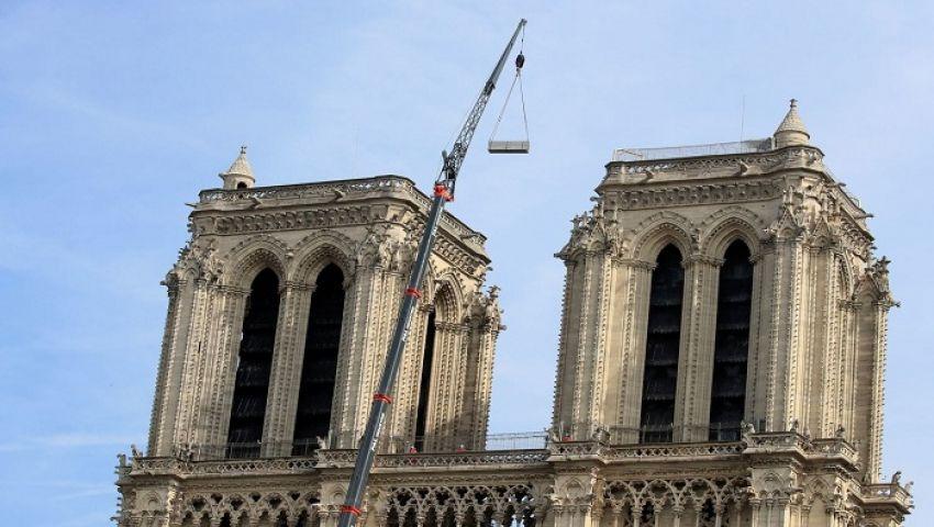 صحيفة أمريكية: فرنسا تفصل بين الكنيسة والدولة.. من المسؤول عن نوتردام؟