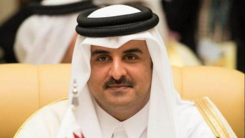 فيديو | هل غادر أمير قطر القمة العربية في تونس بسبب كلمة أبو الغيط؟