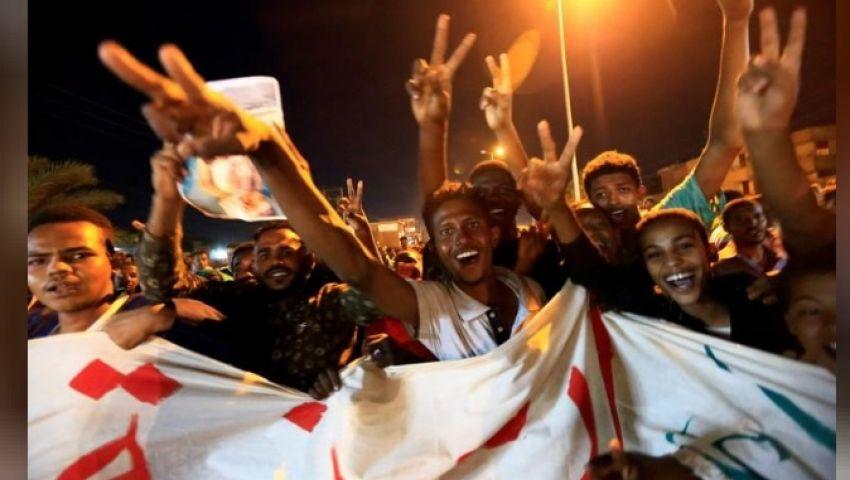السودان.. الآلاف يتظاهرون إحياءً لذكرى مرور 40 يوما على فض الاعتصام