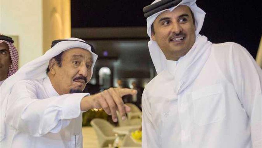 بلومبرج: دعوة قطر لقمة الخليج .. غصن زيتون لإنهاء النزاع