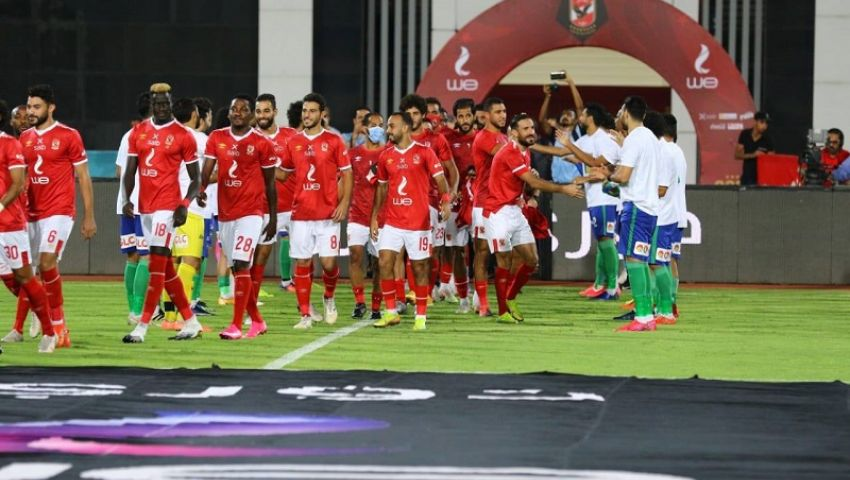 بعد تعادل الأهلي والمقاصة.. تعرف على ترتيب جدول الدوري المصري