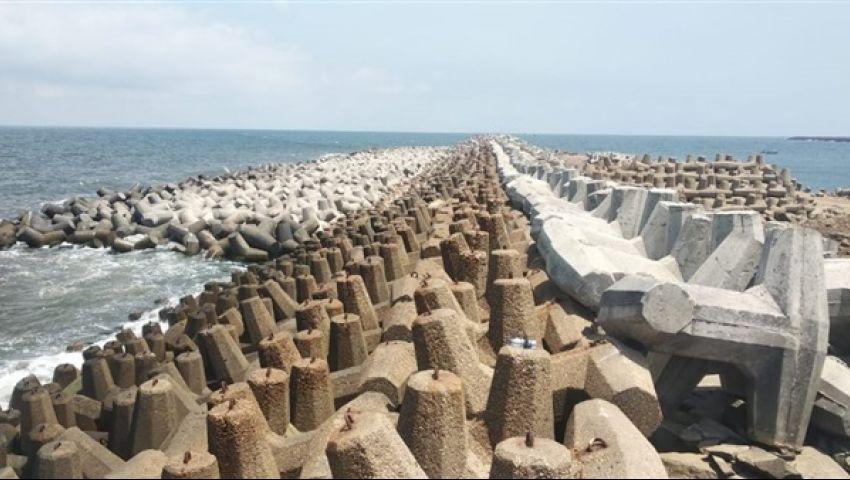 أسوشيتيد برس: ارتفاع مستوى سطح البحر يهدد آثار الإسكندرية