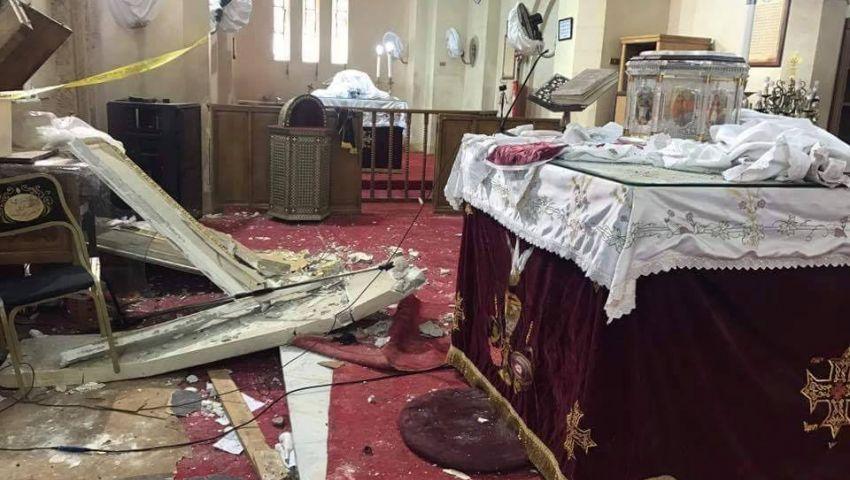 غادة شريف عن تفجيري مارجرجس والمرقسية: هل نحن أمام سيناريو مُخطط مثل مجزرة إدلب؟