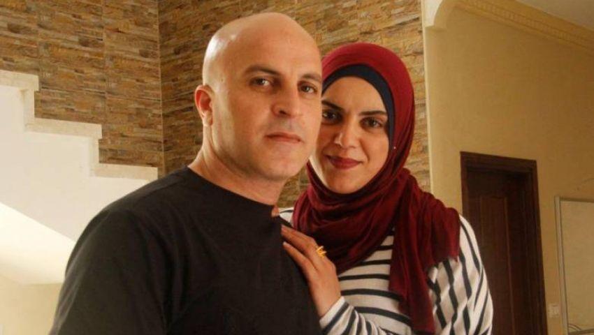 فيديو  الوفاء يهزم الاحتلال.. انتظرته 16 عامًا ليتزوجا