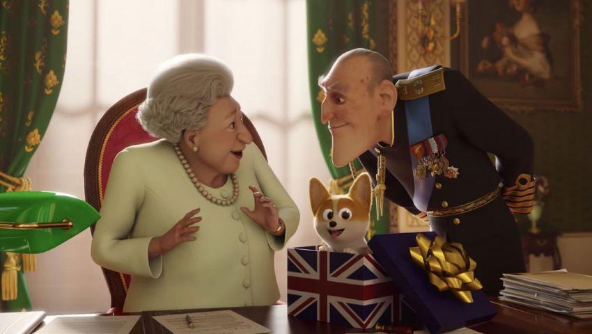 فيديو| «The Queens Corgi» يصل السينمات المصرية.. هذه أماكن عرضه