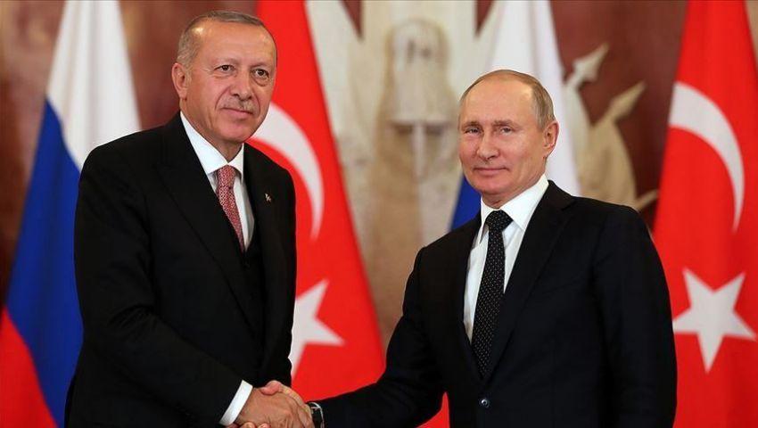 بوتين: المشاورات الروسية التركية بشأن سوريا ضرورية وملحة