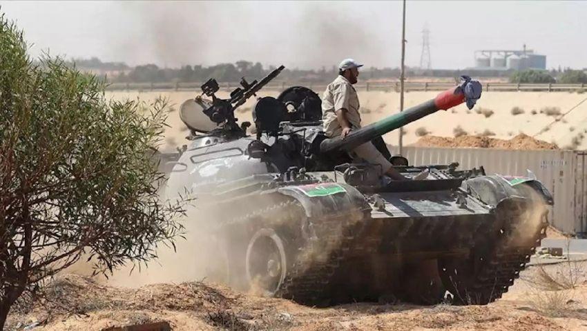 يوميات الحرب الليبية.. آخر المستجدات في محيط سرت (فيديو)