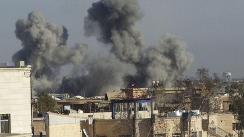سلاح الجو العراقي يدمر أهدافاً لـداعش بقضاء تلعفر