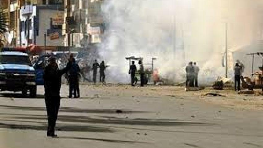 الصحة: وفاة مواطن وإصابة 3 آخرين فى انفجار بالمعادى