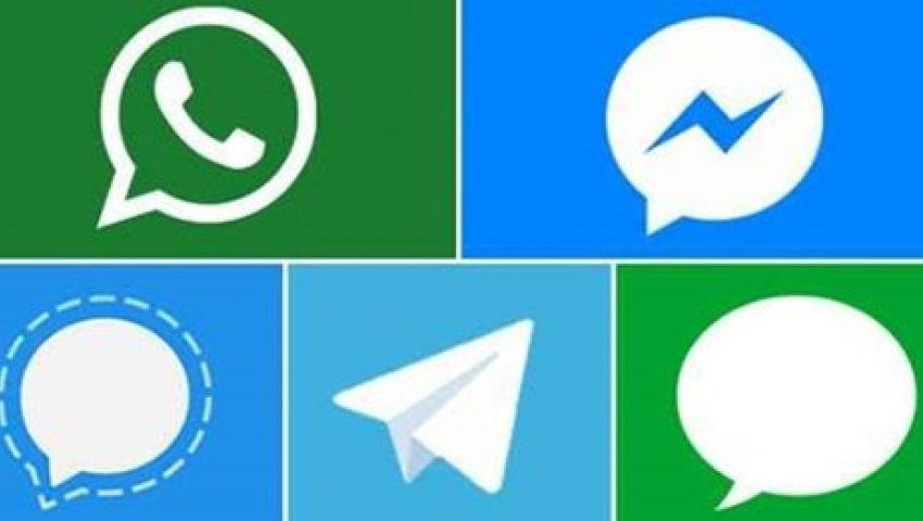 حرب التطبيقات تشعل 2021.. «سيجنال وMeWe» تزاحم واتساب وفيسبوك