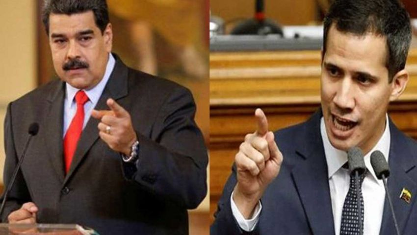 بـ «الانتخابات المبكرة».. هل يتفادى الرئيس الفنزويلي انقلاب جوايدو