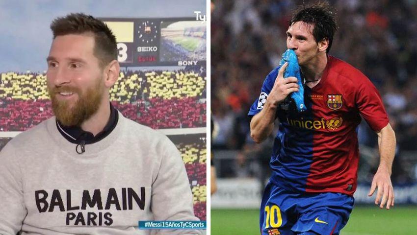 ميسي يتحدث عن أفضل مهاجم والرحيل عن برشلونة.. ماذا قال؟