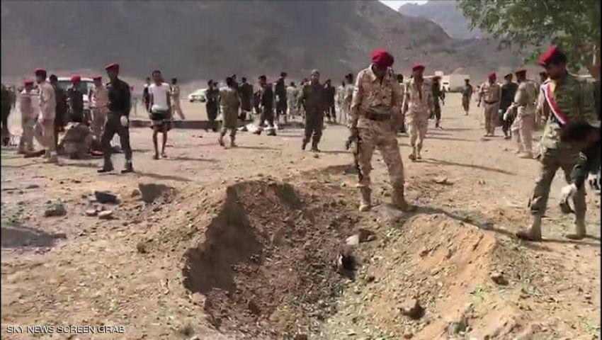 25 قتيلًا بينهم قائد عسكري في هجوم عدن