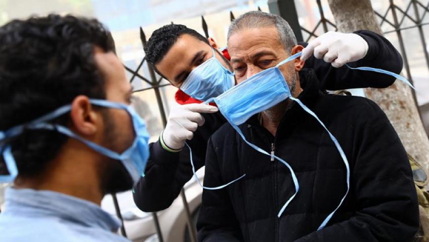 أعلى معدل يومي.. مصر تسجل 720 إصابة جديدة بكورونا و14 وفاة