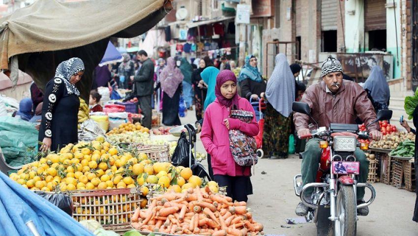 بالصور| تعرف على أسعار الخضار والفاكهة في سوق الجملة