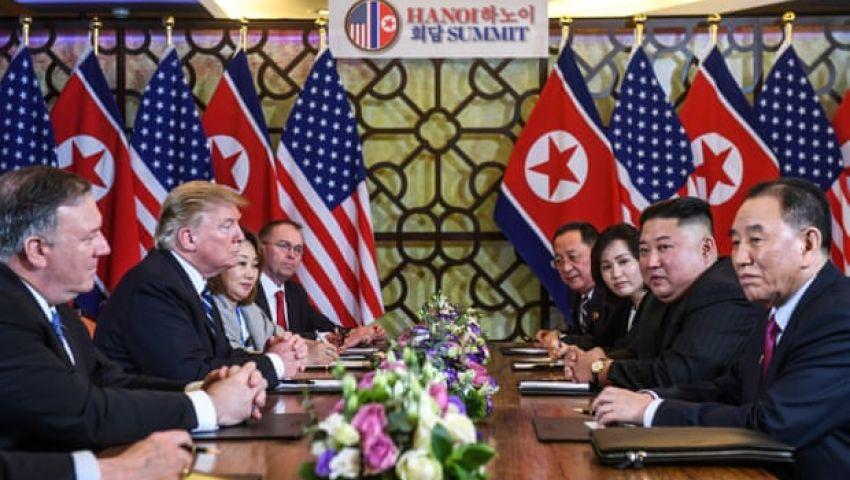 الجارديان: القمة الأمريكية الكورية الشمالية في هانوي.. غرور ترامب تحطم