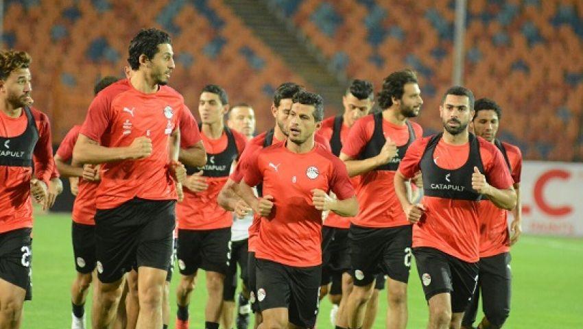 تعرف على موعد مباراة مصر وبوتسوانا والقنوات الناقلة