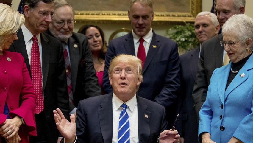 جالوب: بعدما تراجعت مجددًا لـ 36%.. شعبية ترامب  تنهار